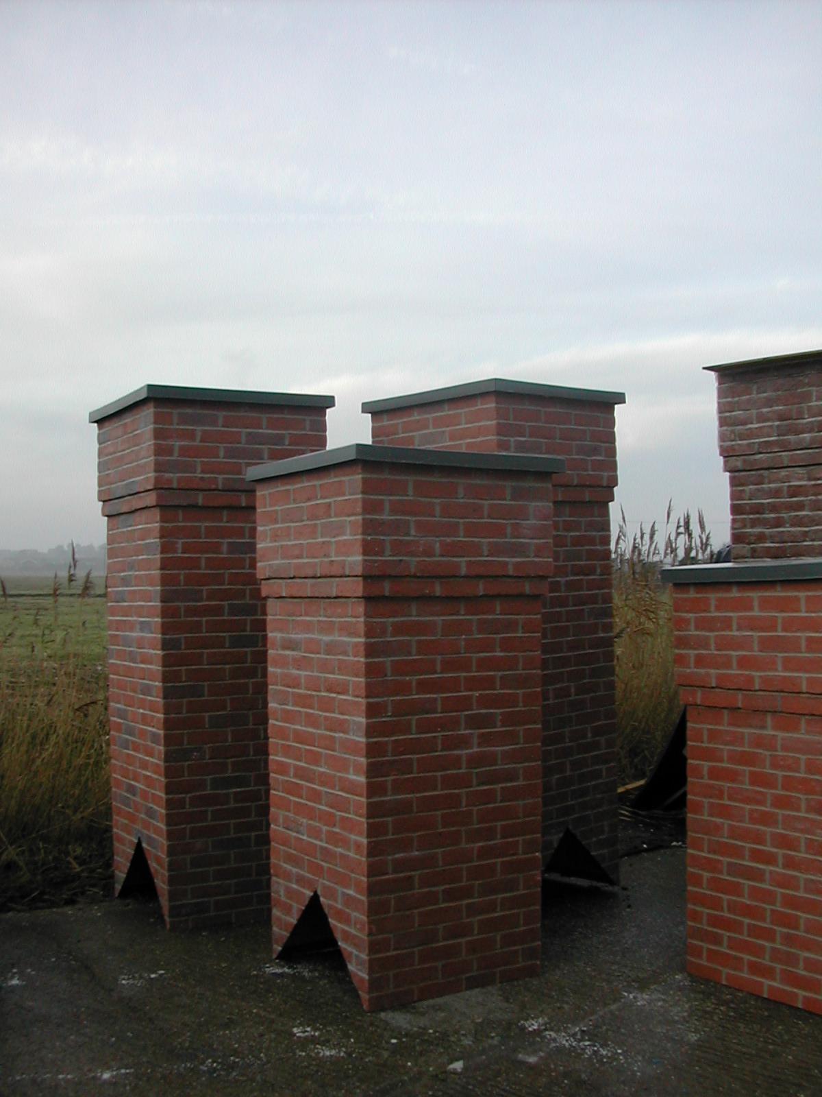 Fibreglass Chimneys