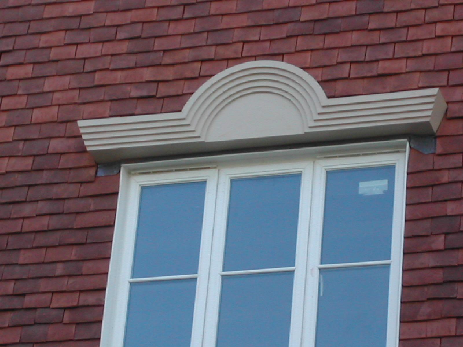 Fibreglass Architectural Features